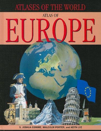 Atlas of Europe (Atlases of the World) pdf
