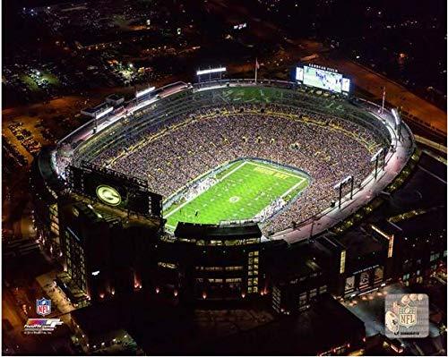 Green Bay Packers Lambeau Field Photo (Size: 16