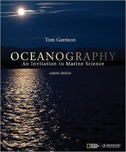 oceanography tom garrison free  rar