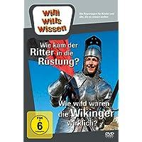 Wie wild waren die Wikinger wirklich?/Wie kam der Ritter in die Rüstung?
