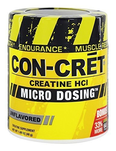 (CON-CRET Creatine HCL - Unflavored by ProMera Health)