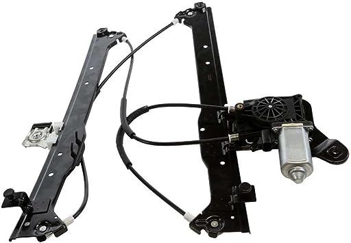 Prime Choice Auto Parts WR841169 Power Window Regulator With Motor