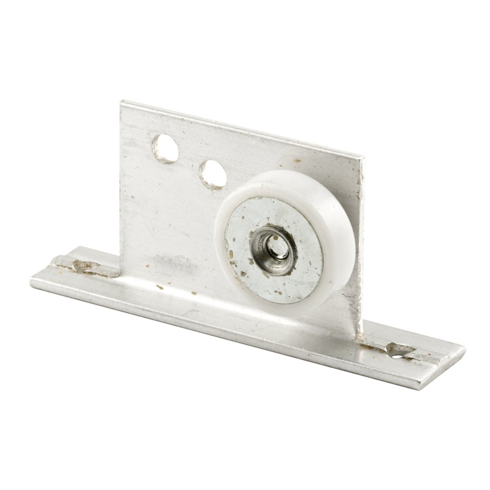 Prime-Line Products 192037 Flat Shower Door Roller and Bracket, 3/4-Inch, 2-Pack