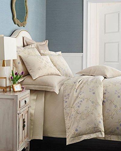 Ralph Lauren King Size Duvet Cover Madeline Grey Multi Color 100% Cotton (Ralph Lauren King Quilt)