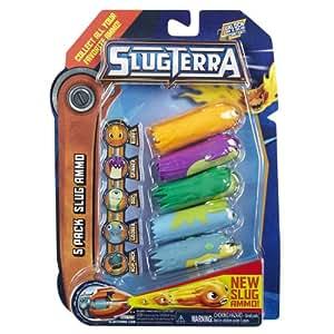 Amazon Com Slugterra Slug Ammo 1 Bullets 5 Pack Toys