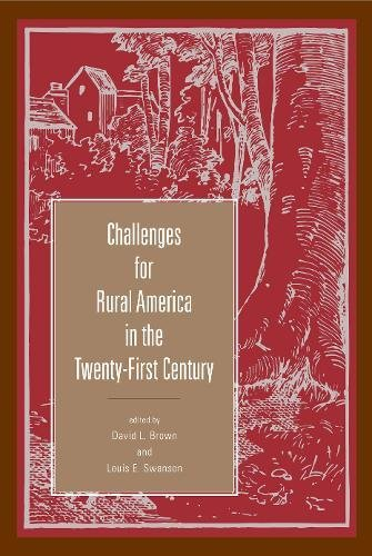 Challenges for Rural America in the Twenty-First Century (Rural Studies) pdf epub