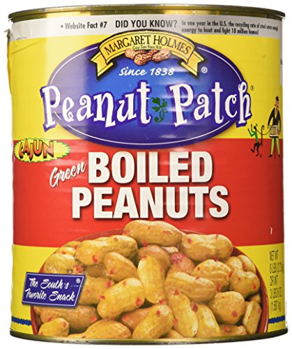 Margaret Holmes Green Cajun Boiled Peanuts - 6lb (Cajun Peanuts Boiled Can A In)