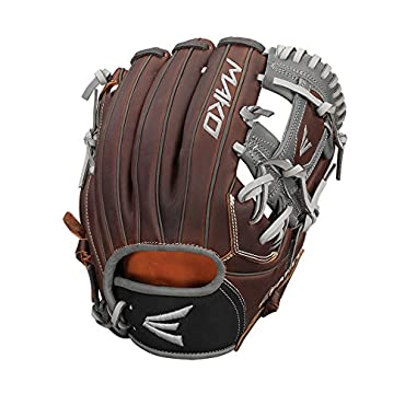 Easton Mako Legacy Series Infield Pattern Glove (11.5, Right Hand Throw) MKLGCY1150DBG A130601