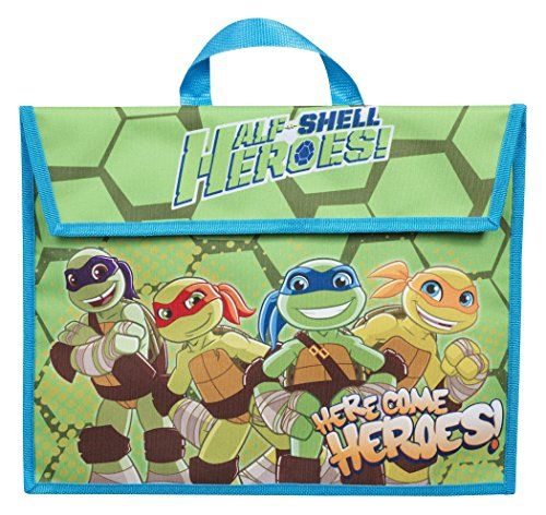 NINJA Boy Girls TV & Movie Character Back To School Book Bag Brand New Gift Top selling items - Ninja Turttles