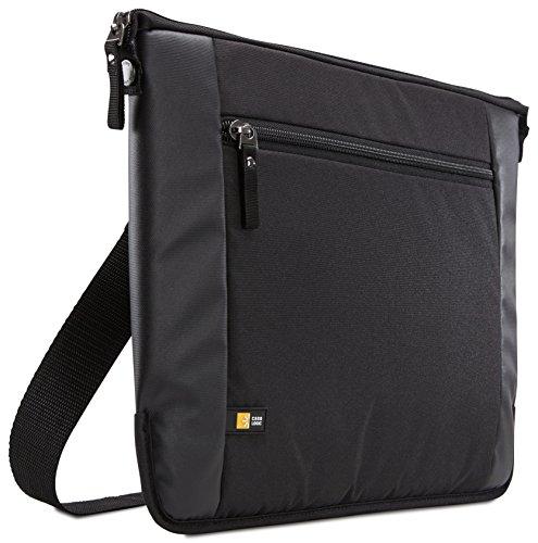 Case Logic Intrata 14-Inch Laptop Bag (INT-114 Black) ()