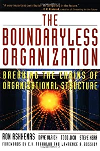 boundaryless organization an overview A definition of the term boundaryless organization is presented it refers to a model that views organizations as having permeable boundaries in such organizations, the goal is to develop greater flexibility and responsiveness to change and to facilitate the free exchange of information and ideas.
