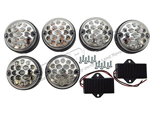 Wipac Led Rear Lights