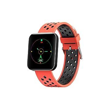 S88 Men Women Smart Watch Reloj Inteligente Passometer Activity Fitness Heart Rate Sports Smartwatch Wristband,