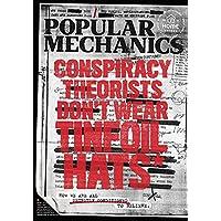 1-Year (6 Issues) of Popular Mechanics Magazine Subscription
