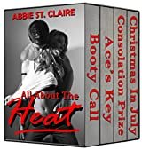 All About The Heat: A Collection of Steamy Novellas