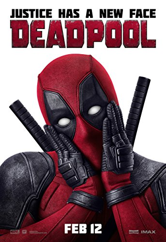 CGC Huge Poster - Marvel Deadpool Movie Poster- MDD003 )