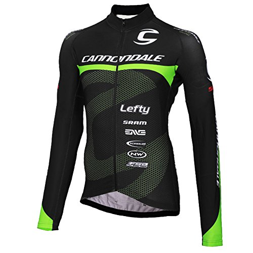 UONO Mens Long Sleeves Cycling Jersey ()