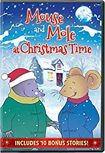 Mouse and Mole at Christmas Time DVD
