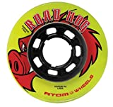 Atom Road Hog Wheels - Atom Road Hog Outdoor Roller Derby Skate Wheels