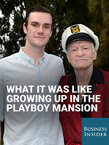 What It Was Like Growing Up In The Playboy Mansion