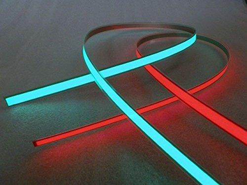 Red & Green LED Navigation Bow Lighting Kit Strip Waterproof Boat Marine Cruiser
