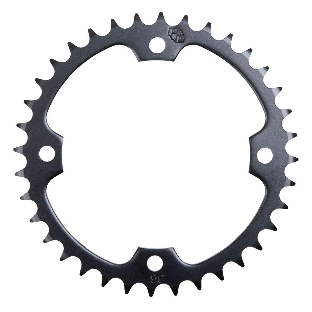 Fits Yamaha YFZ 450 2012-2013 Primary Drive Rear Steel Sprocket 36 Tooth Black