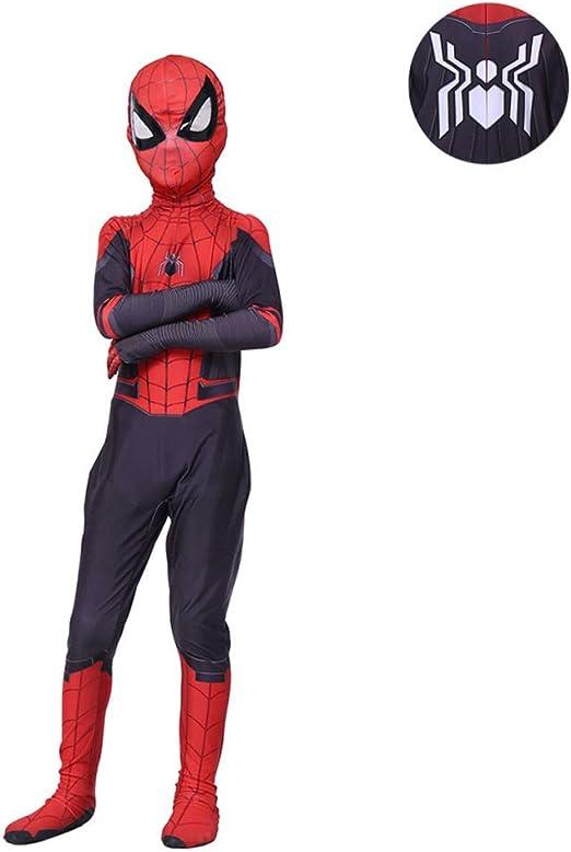 AKCHIUY Disfraz Infantil De Spiderman,Disfraz De Vengadores ...