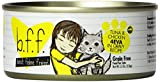 Best Feline Friend Cat Food, Tuna & Chicken 4Eva Recipe, 5.5 Ounce Cans (Pack of 8)