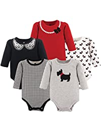 Unisex Baby Long Sleeve Bodysuits