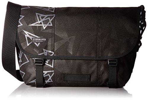 Timbuk2 Classic Print Messenger Bag, Triangle Emboss, Medium