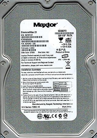 MAXTOR STM3320620A DRIVER FOR WINDOWS MAC