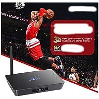 X92 TV Box Amlogic S912 Octa-Core Android 6.0 2+16GB 4K Media Player WiFi