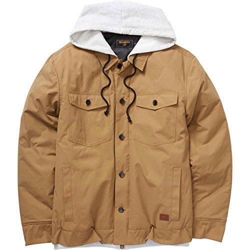 Billabong Men's Trenton Jacket, Camel, Large