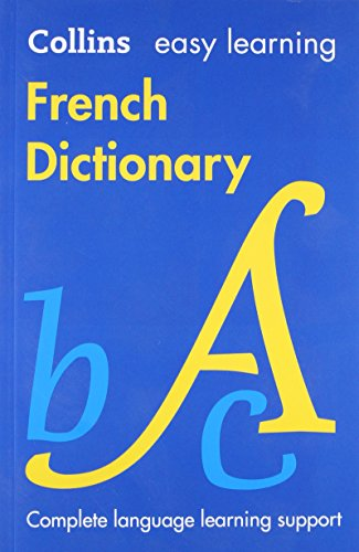 Easy Learning French Dictionary (Collins Easy Learning French) (French and English Edition)