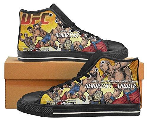 8140bd94f28dbc Homme Haut Haut Chaussures Avec Logo Ufc White07 - architectes ...