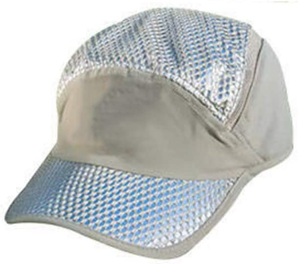 URMAGIC Arctic Hat Outdoor Fishing Hat Summer Ice Cap Heat Shield Wide Brim Sun Protection Safari Cap Cooling Hat for Men Women(Cap)