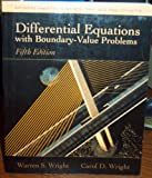 Differential Equations 9780534380038