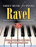 Ravel: Sheet Music for Piano