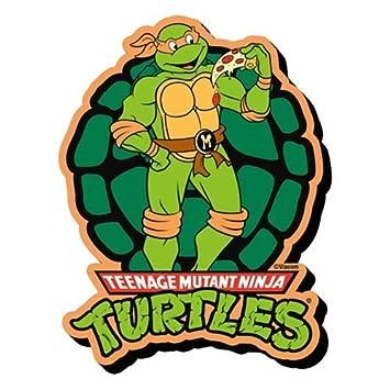 TMNT Imán - de las Tortugas Ninja - Michelangelo Funky ...