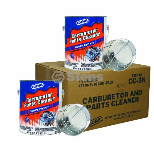 Carburetor & Parts Cleaner CASE/ENVIRONMENTALLY FRIENDLY