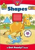 Shapes Workbook Grade P (Get Ready Books)
