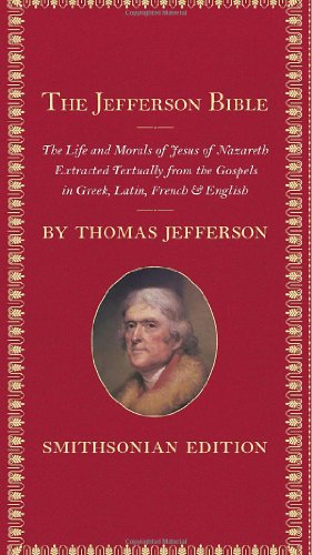 The Jefferson Bible, Smithsonian Edition