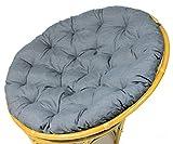 SEAT CUSHION FOR Papasan Chair Replacement Cushion Papasan D 120 cm