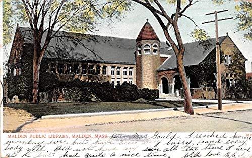 Malden Public Library Massachusetts ()