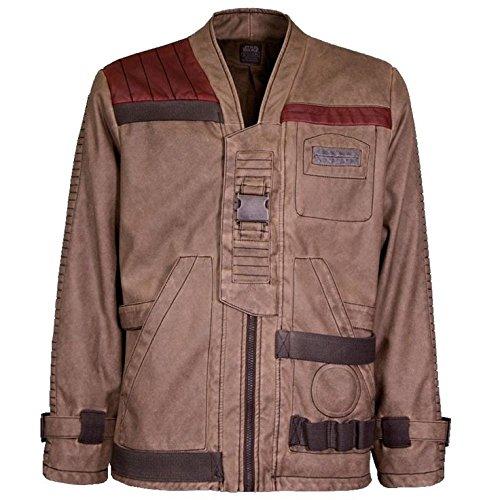 Star Wars Finn Faux Leather Adult Jacket (XX-Large)