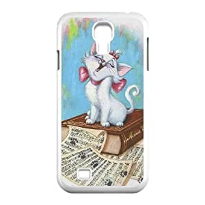 Aristocats Samsung Galaxy S4 90 Cell Phone Case White Phone Accessories JS064976