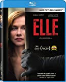 Elle (Blu-ray) ~ Isabelle Huppert Cover Art