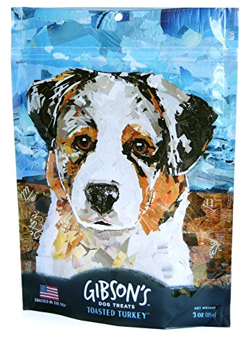 Picture of Gibson's Toasted Turkey - Soft Jerky Dog Treats, 3oz