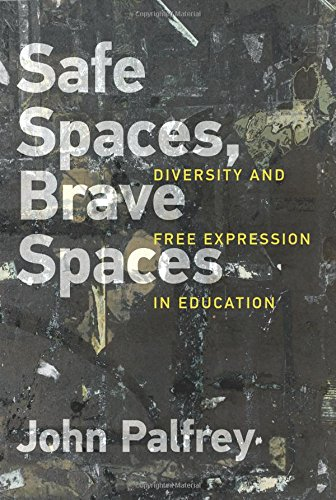Safe Spaces, Brave Spaces: Diversity and Free Expression in Education (MIT Press)