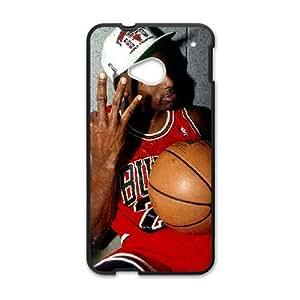 Michael Jordan HTC One M7 Cell Phone Case Black Qvepu